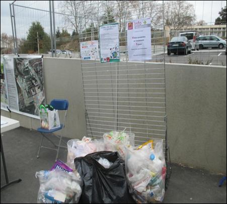 Programme de réduction de déchets
