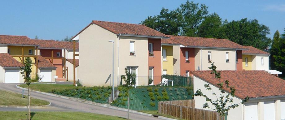 Appartement type 2 - 60.59 m² - Secteur Sud